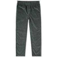 Stussy Side Piping Cord Pant Green