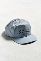 Katin X Uo See You Out There Snapback Hat Blue