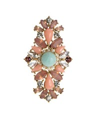 Marchesa Stone Burst Ring Multi