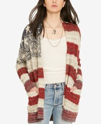 Denim And Supply Ralph Lauren Stars Stripes Cardigan Stripe Multi