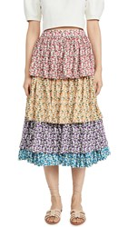 All Things Mochi Chila Skirt Multi