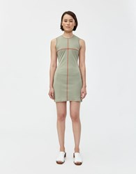 Eckhaus Latta Mini Sport Dress Lichen