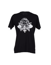 Surface To Air Topwear T Shirts Men Black
