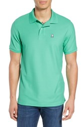 Psycho Bunny Classic Pique Polo Biscayne