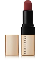 Bobbi Brown Luxe Matte Lip Color Burnt Cherry Red