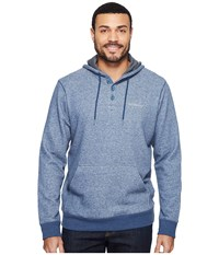 Columbia Rugged Waters Hoodie Zinc Shark Men's Sweatshirt Blue