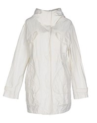 Trussardi Jeans Coats And Jackets Jackets Women White