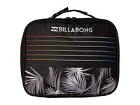 Billabong Nutrition Lunch Box Black Wallet