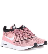 Nike Air Max Thea Ultra Flyknit Sneakers Pink