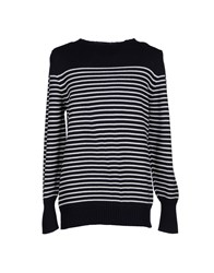 Alain Knitwear Jumpers Men Dark Blue