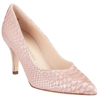 Peter Kaiser Elektra Pointed Toe Stiletto Court Shoes Pink