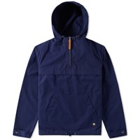 Armor Lux 74724 Heritage Popover Jacket Blue