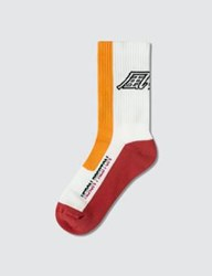 Heron Preston Chinese Long Socks