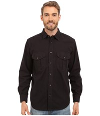 Filson Alaskan Guide Shirt Navy Men's Long Sleeve Button Up