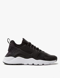 Nike Air Huarache Run Ultra Premium Black White