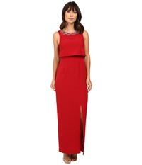 Rsvp Blaine Dress Red Women's Dress