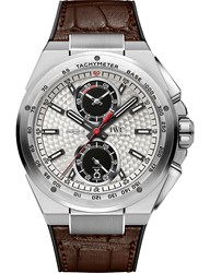 Iwc Iw378505 Ingenieur Leather Watch