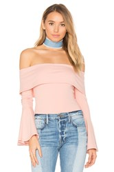 House Of Harlow X Revolve Abby Bodysuit Pink