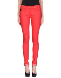 April 77 Jeans Red