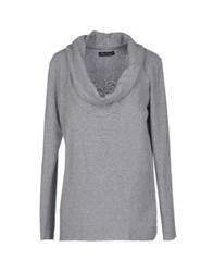 Bad Spirit Sweaters Light Grey