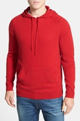1901 Merino Wool And Cashmere Hooded Sweater
