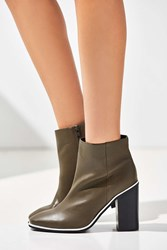 Sol Sana Fox Ankle Boot Olive