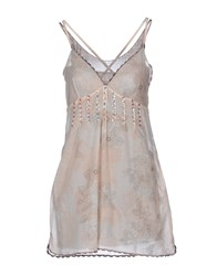 Kristina Ti Dresses Short Dresses Women Light Pink