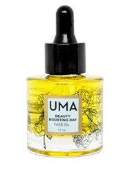 Uma Beauty Boosting Day Face Oil 1 Oz No Color
