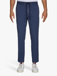Tommy Hilfiger Th Flex Active Tapered Chinos Faded Indigo
