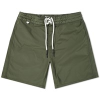 Presidents President's Retro Swim Short Green