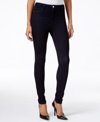 William Rast Sculpted High Rise Rinse Wash Skinny Jeans