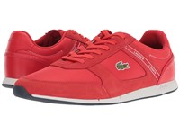 Lacoste Menerva Sport 318 1 Red Navy Shoes Multi