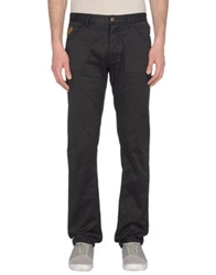Historic Research Casual Pants Black
