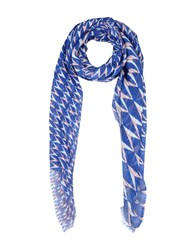 Gigue Scarves Blue