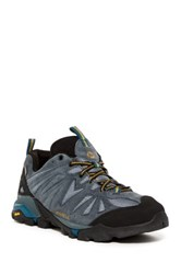 Merrell Capra Waterproof Low Top Sneaker Gray