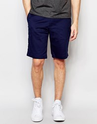 Lyle And Scott Chino Shorts In Navy Navy