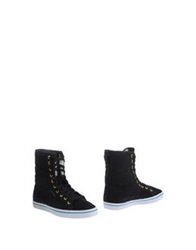 Adidas Originals Ankle Boots Black