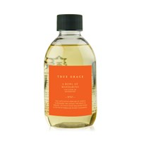 True Grace Manor Fragrance Diffuser Refill A Bowl Of Mandarins 250Ml