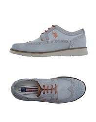 U.S. Polo Assn. U.S.Polo Assn. Footwear Lace Up Shoes Men