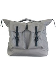 Ally Capellino Frank Backpack Grey