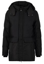 Urban Classics Heavy Bubble Winter Coat Black