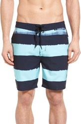 Hurley Men's Phantom Beachside Brother Board Shorts Obsidian