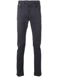 Paul Smith Ps Straight Leg Jeans Grey