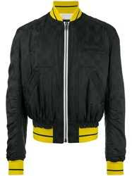 Haider Ackermann Zipped Bomber Jacket Black