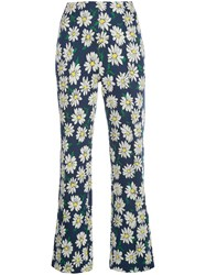 M Missoni Daisy Print Trousers 60