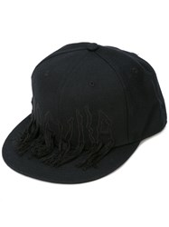 Haculla Embroidered Detail Cap Black