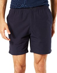 Dockers Weekend Cruiser Classic Fit Shorts Navy