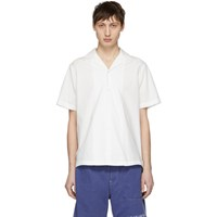 Saturdays Surf Nyc Ssense Exclusive White Canty Shirt