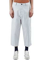 Marni Oversized Balloon Chino Pants Grey
