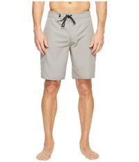 Vans Prime Boardshorts Frost Grey Men's Swimwear Gray
